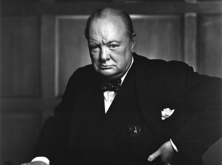 Winston Churchill. Źródło: Wikimedia Commons